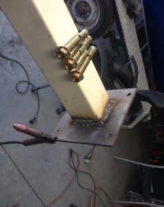 Welding repair and fabrication