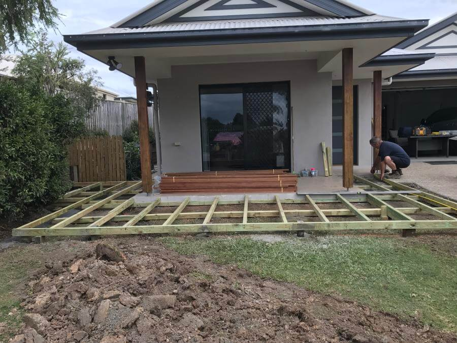 gold coast deck construction