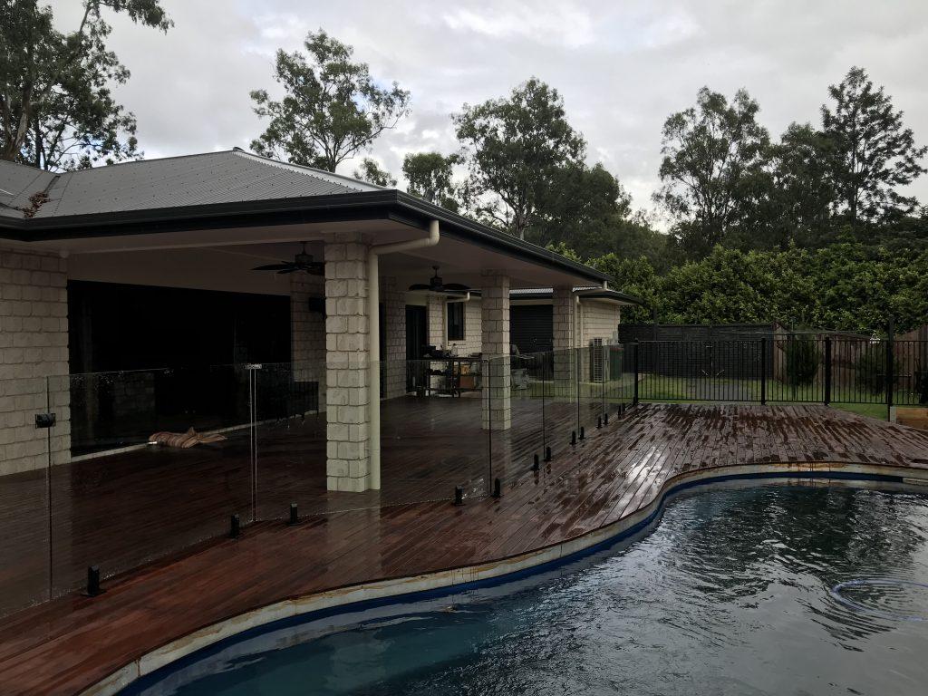 Pool deck by Galea Handyman